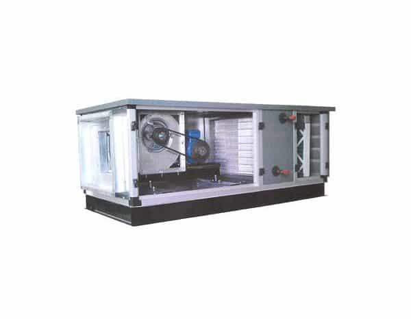 Air Handling Units and Fan Coil Units (AHU and FCU)