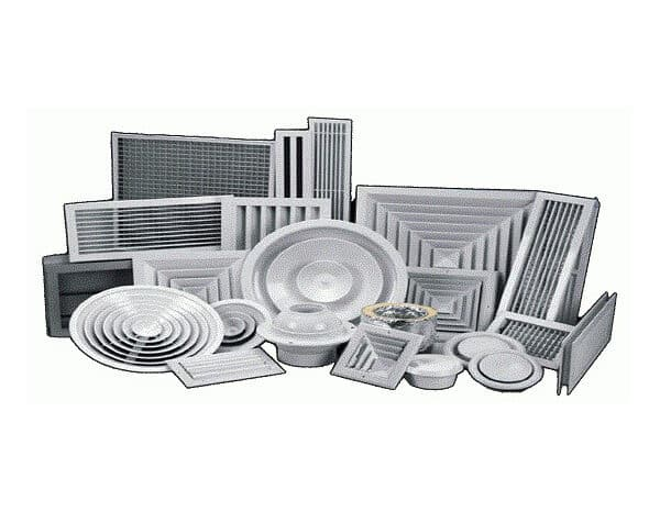 Wide variety of Air Grills and Diffusers