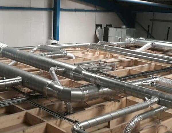 Large Heat Recovery Units